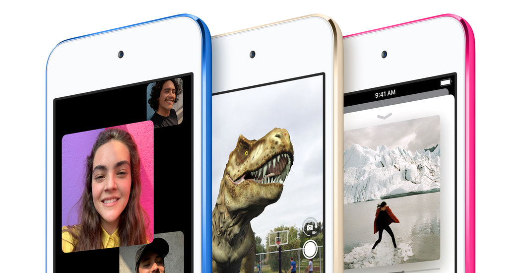 There's a New iPod Touch. Yes, in 2019, and Yes, It's Worth Looking at.
