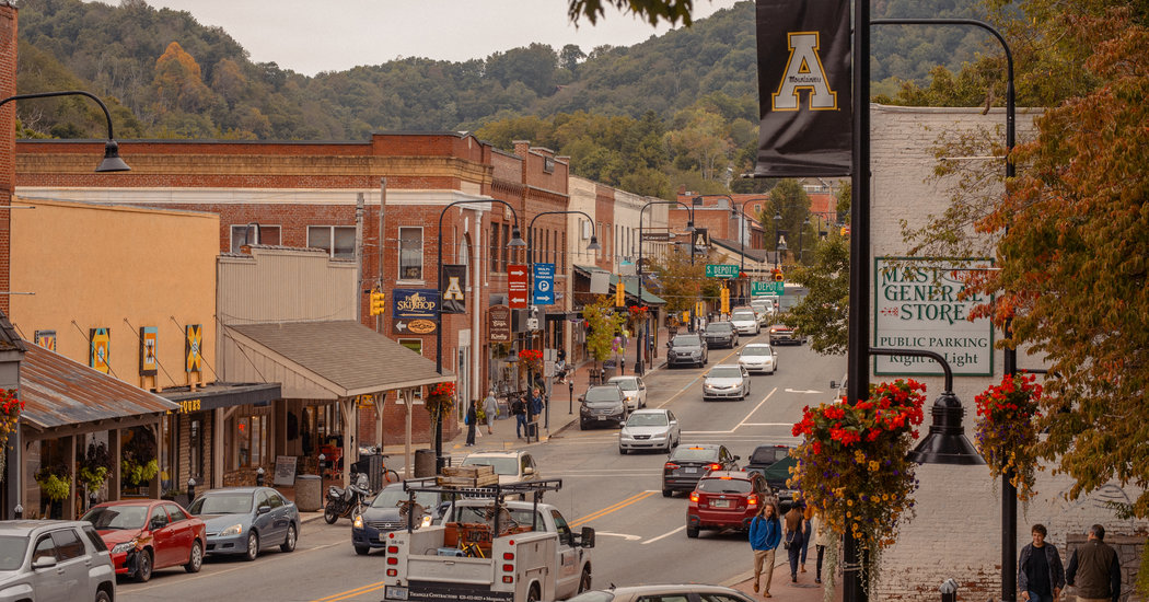 36 Hours in Boone, N.C. (and Environs)