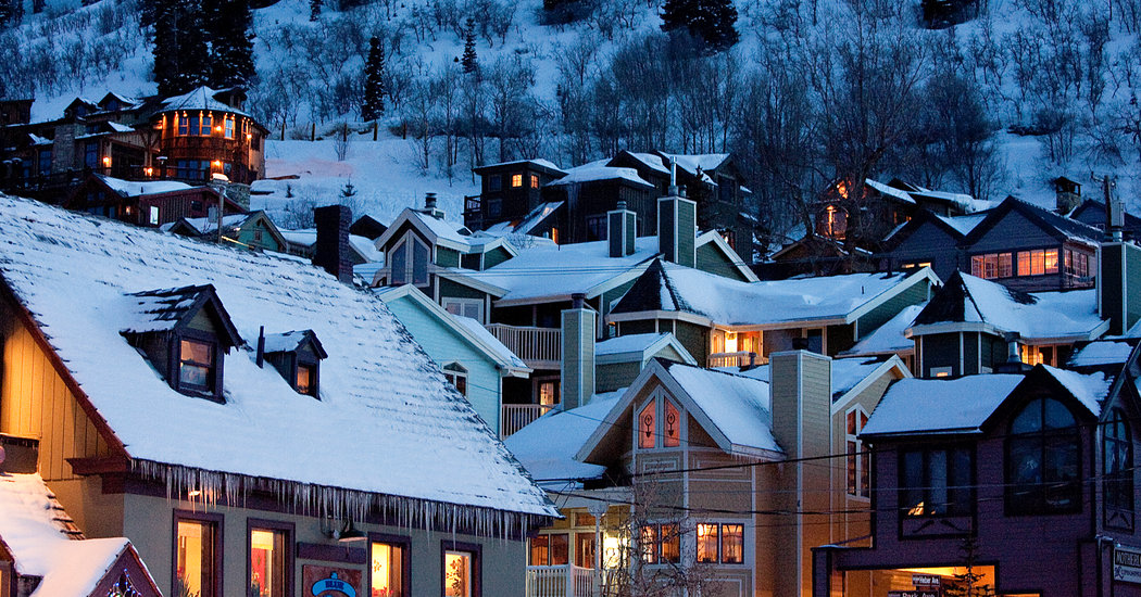 Ski Homes Scale Down, in Size and in Cost